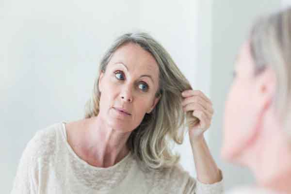 How to Soften Coarse Gray Hair