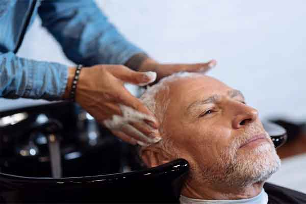 Men's Shampoo For Grey Hair
