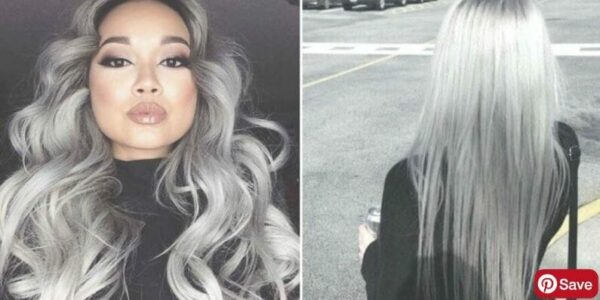 HOW TO DYE GREY HAIR WITHOUT BLEACHING