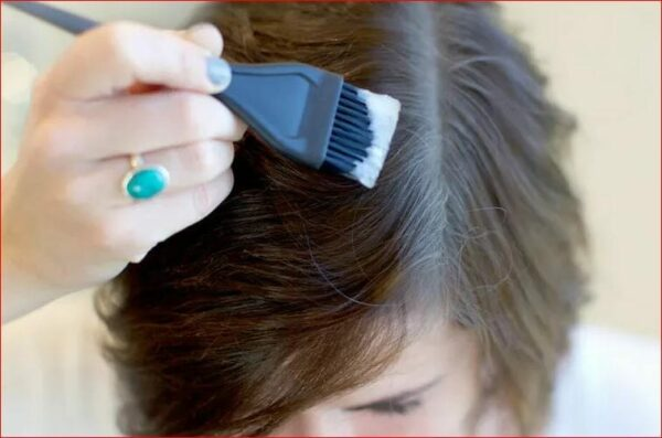 How To Color Resistant Of Grey Hair At Home