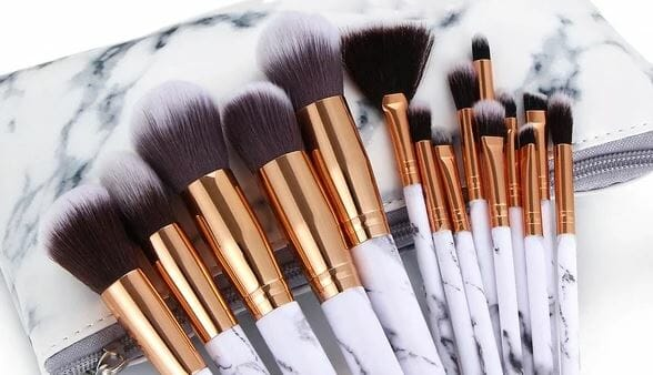 Best type of makeup brushes